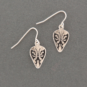 Butterfly Guitar Pick Earrings (SM)