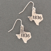 Birth of Texas Earrings