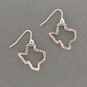 Texas Silhouette Earrings