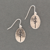 White Pines Earrings