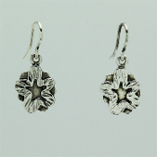 Azucena Flower Earrings