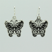 Butterfly (2) Earrings